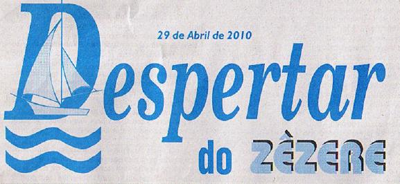 Capa do Despertar do Zêzere